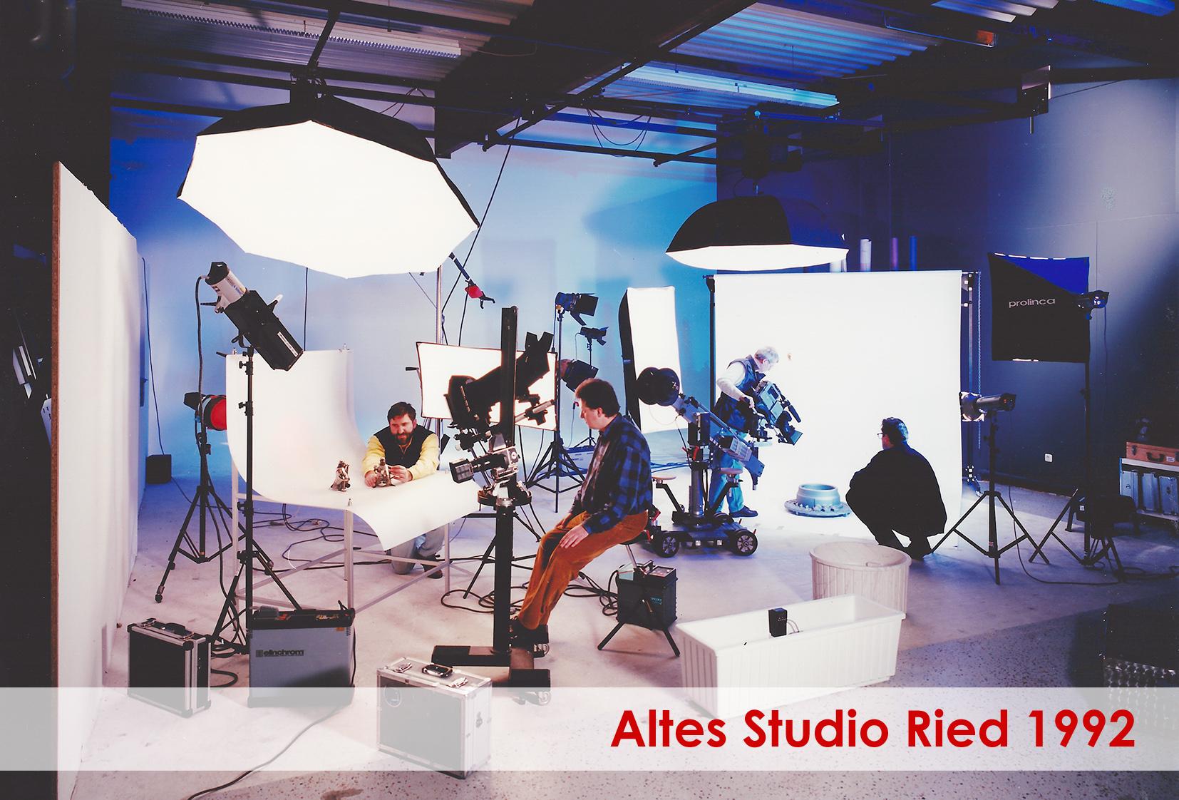 Altes Studio in Ried von Hannes Resch