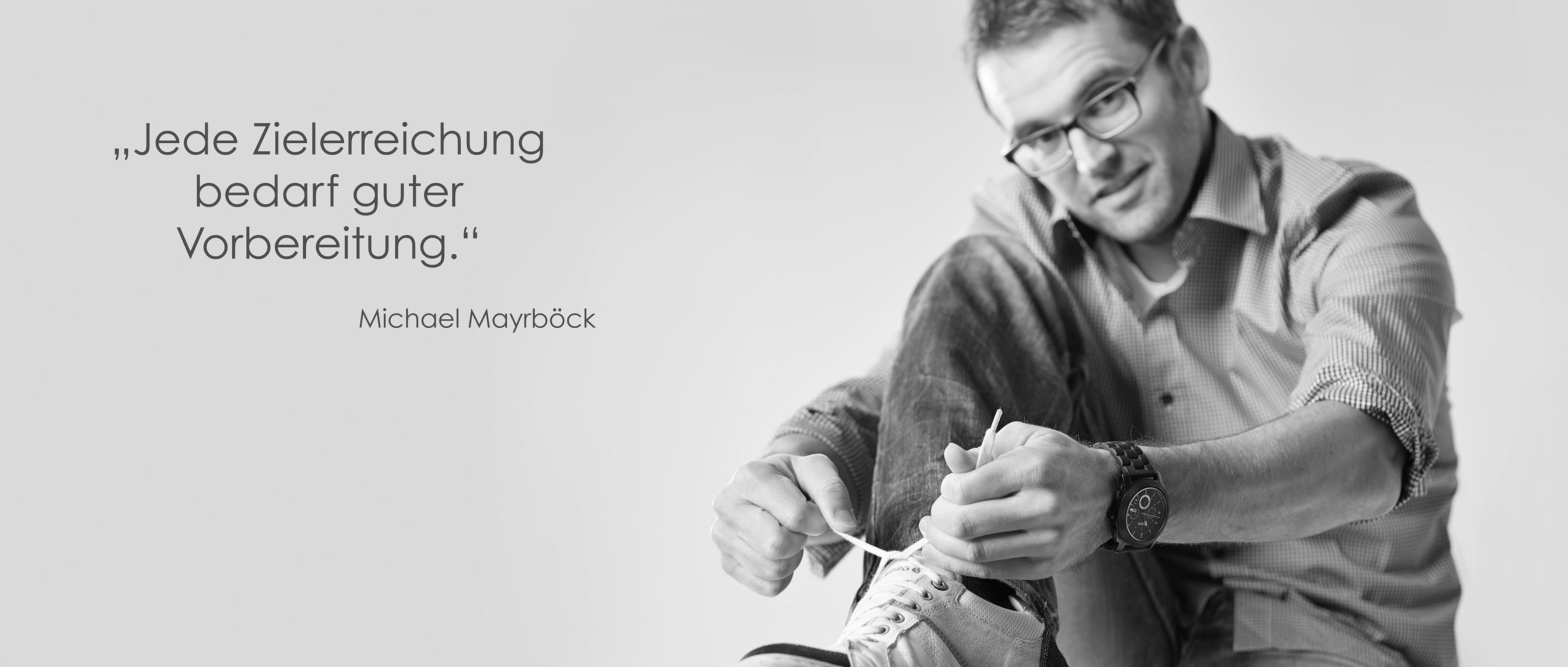 Michael Mayrböck - Personal Branding