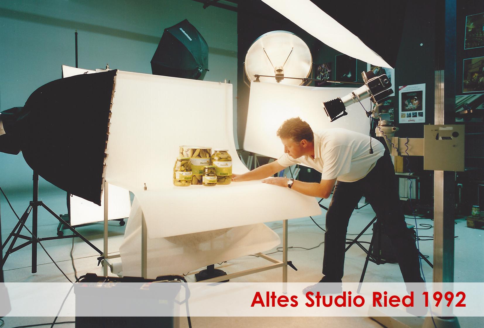Altes Fotostudio in Ried von Hannes Resch