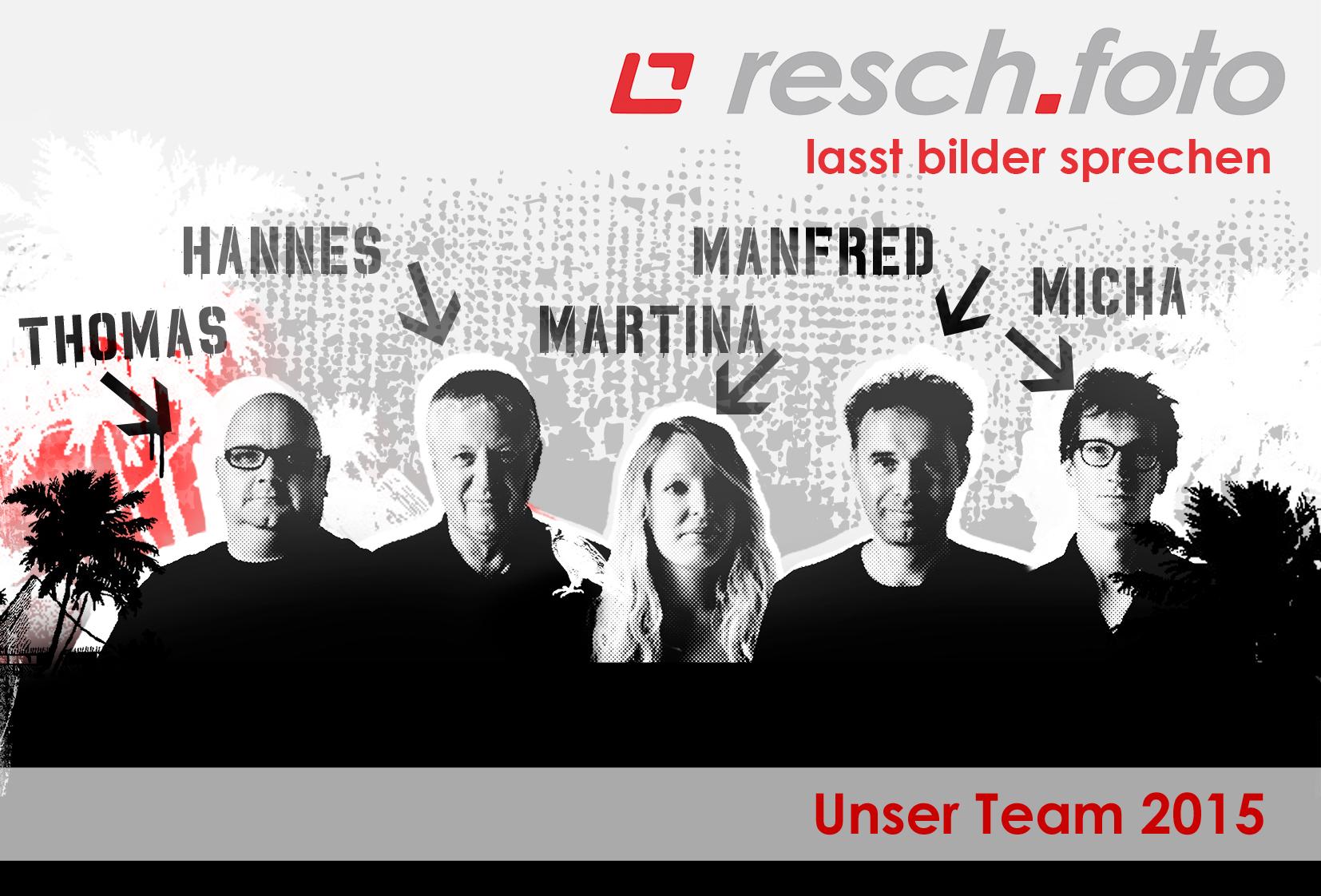 Team Resch 2015