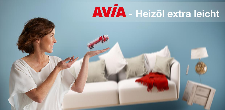 Avia Fotoshooting